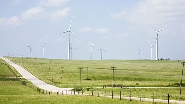 Energy - Power Generation - Renewables - Wind